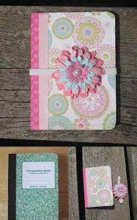 mini note books
