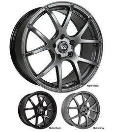Enkei Wheels - Performance Wheels - M52
