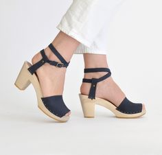 Annabelle Spanish Toe with Straps