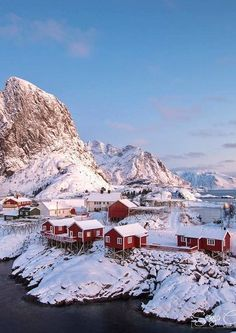 Hamnøy, Lofoten of Nordland, Norway | by sergio_fly