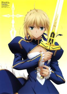 Such beautiful art... :D Type Moon really has improved since Fate/Stay Night.