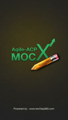 FREE mock test on iPhone apps to prepare PMI-ACP agile exam