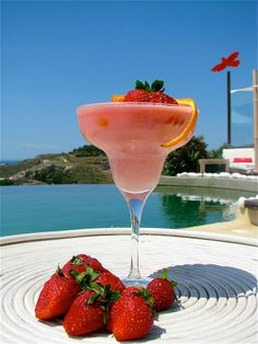 Aigis Suites Kea Cocktails