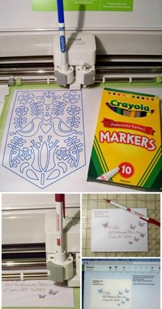 How to Draw Tutorial with Cricut Explore plius Cricut Freebies | Tutorials for Your Cricut Projects on Frugal Coupon Living.