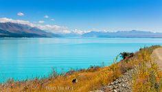 Heading to Lake Hawea - Holiday Wishes, South Island, New Zealand, Mountains, Nature, Travel, Naturaleza, Viajes, Trips