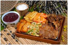 Oh Brazil - food of simplicity and taste!