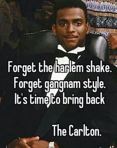 Bring back the Carlton