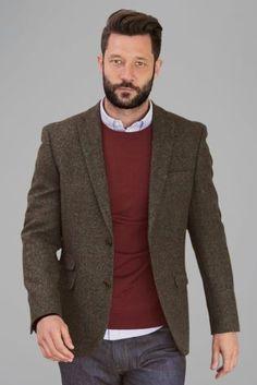 1cbb03b761 khaki tweed blazer - Поиск в Google Khaki Jacket, Tweed Blazer, Tweed  Jacket,