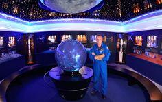 Astronot ziyaretçilerimiz