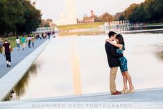 Washington DC Wedding Photographer, DC Engagement Photos, Ben
