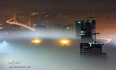 Under Fog.. by Samet Güler on 500px