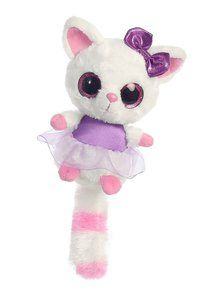 Aurora World YooHoo and Friends Pammee Love Dance Plush. Available at OurPamperedHome.com