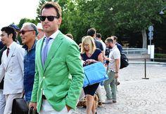 Tommy Ton's Men's Street Style at Pitti Uomo