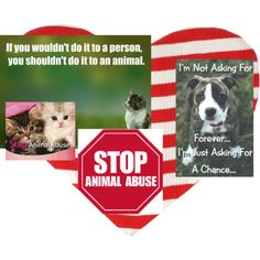 stop animal abuse!!!!!!!!, created by kartion2 on Polyvore