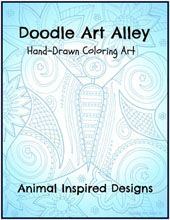 free animal coloring pages