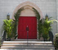 Palm Sunday Worship - 1 April, 2012 - The Church of the Redeemer in Sarasota