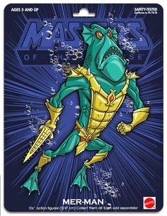 Masters of the Universe Artwork MINION FACTORY http://minionfactory.blogspot.com/