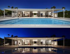 Camino Norte House | Palm Springs, California | Architect William F. Cody | photo by James Haefner