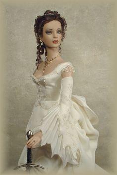 OOAK Tonner doll - Crawford Mannor Arlith
