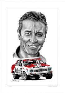 PETER BROCK Holden Muscle Cars, Aussie Muscle Cars, Australian V8 Supercars, Holden Torana, Holden Australia, Jennifer Aniston Pictures, The Great Race, Garage Art, Custom Vans