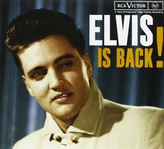Elvis Is Back! Elvis Presley Records, Rockabilly, Album Covers, Rock And Roll, Old School, History, Albums, Amazon, Collection