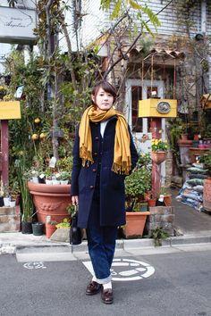 ストリートスナップ青山 - 森川 舞さん | Fashionsnap.com