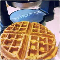 Grain-free, Nut-Free Apple Pie Waffles