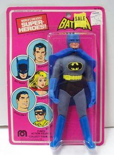 It's a Mego Batman doll...action figure!