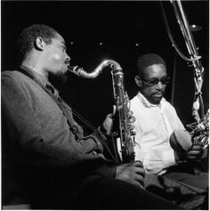 Eric Dolphy and Kenny Dorham