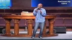 Bishop Noel Jones 8-24-14 We're Privileged To Be Insiders | Teens Youth Ministry
