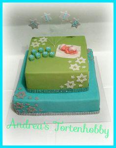 Baptism cake, Tauftorte