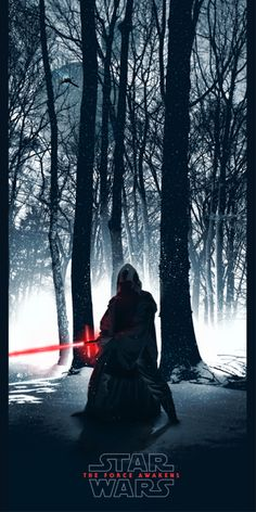 Star Wars: Episode VII - The Force Awakens by Laz Marquez.