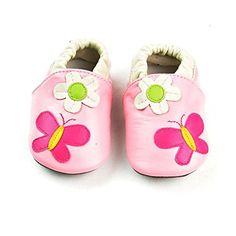 iBaste Premium Baby Leder Lauflernschuhe Krabbelschuhe Rutschfest Babyschuhe Baby Schuhe Eichhörnchen 6 bis 24 Monate - http://on-line-kaufen.de/ibaste-9/ibaste-premium-baby-leder-lauflernschuhe-baby-6-8