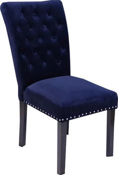 Bernyce Velvet Upholstered Dining Chair Dining Chairs
