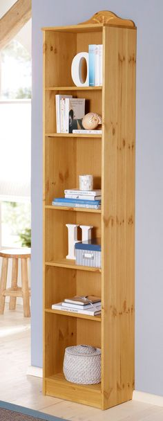 Lomond, étagère modulable avec compartiment de rangement, bois de - regale für wohnzimmer
