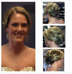 Event style done by Becky @ Salon 621