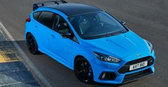 Euro-Spec Ford Focus RS Also Getting Limited-Slip Diff Option #Ford #Ford_Focus_RS
