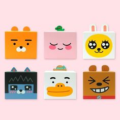 Kakao Friends Two Face DIY Gift Box 2P Set Multi Case Ryan Apeach Muzi Neo Tube  #KakaoFriends #AnyOccasion