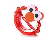 Sesame Street Elmo Crust Sandwich Bread Cutter CuttR * Find out more about the great product at the image link.(This is an Amazon affiliate link and I receive a commission for the sales)