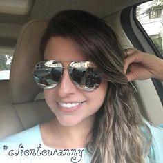 O calor do Verão chegou com tudo mesmo... Que tal aproveitar para desfilar nesse ☀️️ os óculos MARAVILHOSOS das Óticas Wanny?  ADOROOOO!! ❤️#Repost @sahmancuso ・・・ Que calor é esse meu povo?? Pedi tanto o verão, que ele resolver chegar de uma vez! #sahmancuso #fashionlover #moda #sunglasses #oticawanny #summer #selfie #picoftheday #ootd #lookdodia #instafashion #fashionismo #sp #instablogger #oticaswanny #CLIENTEWANNY #diorsplit