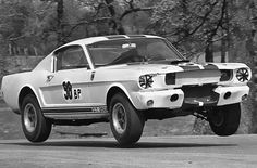 Watch the ONLY Known Video of the Shelby Mustang GT-350's First Win!