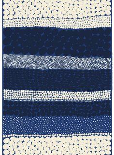 Upholstery fabric / patterned / cotton JURMO HW by Aino-Maija Metsola Marimekko Corporation