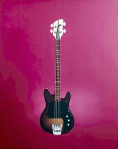 Rickenbacker Model 3001 Walnut