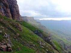Mont-aux-sources, Drakensberg, Royal National Park, KZN, South Africa.