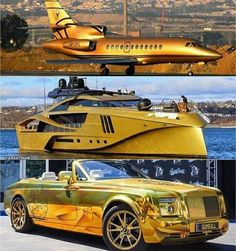 That's living the good life - Best Luxury Cars Jets Privés De Luxe, Luxury Jets, Luxury Private Jets, Top Luxury Cars, Bateau Yacht, Luxury Helicopter, Futuristic Cars, Sexy Cars, Amazing Cars