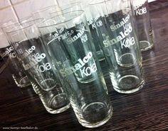 50 Sinalco KOLA Gläser mit weißer Schrift - 0,2 L in Originalkarton SAMMLER RAR | eBay