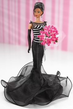 Looking for Collectible Barbie Dolls? Shop the best assortment of rare Barbie dolls and accessories for collectors right now at the official Barbie website! Barbie Gowns, Barbie Clothes, Barbies Dolls, Barbie Outfits, Dolls Dolls, Barbie E Ken, Barbie Vintage, Vintage Toys, Barbie Website