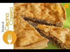 Pie de Manzana - Recetas de Cocina Casera - Recetas fáciles y sencillas