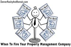 When To Fire Your Property Management Company