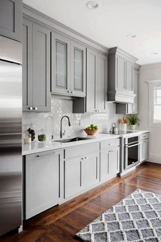 Modern Kitchen Cabinets - CLICK THE IMAGE for Lots of Kitchen Ideas. #kitchencabinets #kitchens